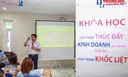 Trung Mỹ phối hợp cùng VietBeauty phối hợp tổ chức khóa học