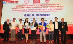 Hội nghị phẫu thuật thẩm mỹ IMAPS ASIA 2017