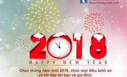 Công ty TNHH thiết bị y học Trung Mỹ chúc mừng năm mới 2018