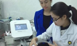 Chuyển giao công nghệ 3DEEP ENDYMED cho Bệnh viện Da liễu tỉnh Bình Thuận
