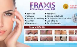 Tại sao BVDL Hà Nội chọn công nghệ Fraxis Fractional CO2 Laser để hỗ trợ điều trị sẹo?