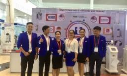Khai mạc Triển lãm quốc tế chuyên ngành Y dược tại Đà Nẵng