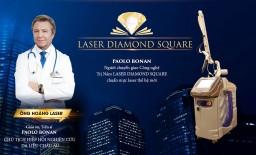 Công nghệ LASER DIAMOND SQUARE – Công nghệ trị nám số 1 thế giới tại Dr.Haile