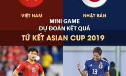 [Minigame]DỰ ĐOÁN VIỆT NAM vs NHẬT BẢN - NHẬN QUÀ KHỦNG TRỊ GIÁ 30.000.000 Đồng !!!