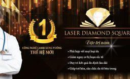 Synchro Qs4 - công nghệ trị nám Laser Diamond Square tại TMV Dr.HaiLe