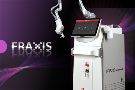 Laser fractional co2 Fraxis