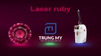 Laser Ruby trong thẩm mỹ