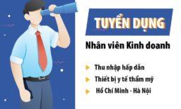 Tuyển Dụng Nhân Sự Tại Hà Nội - TP Hồ Chí Minh