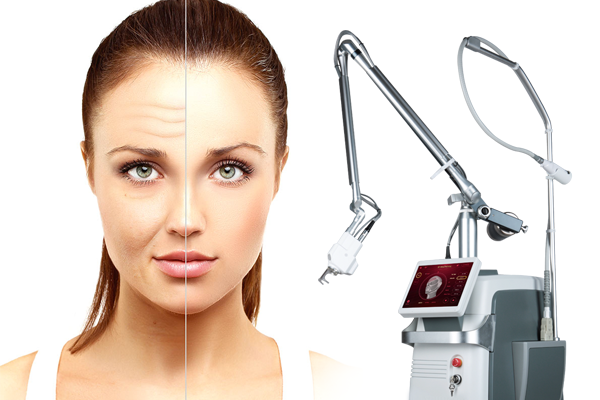 Fraxis Duo laser Fractional CO2